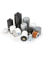Various oil filters