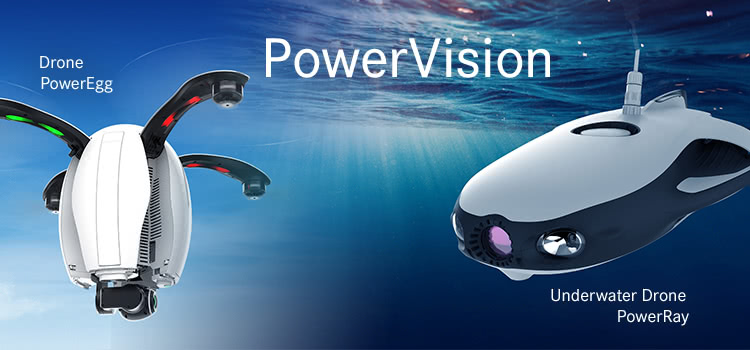 Drone PowerVision