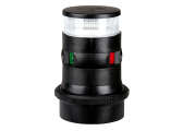 LED Tricolour-/Anchor Light Series 34 / Black Housing