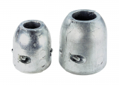 Shaft Anodes / long Shaped, zinc